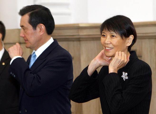 蓝营基层拱周美青选台北市长 马英九:我连提都不敢提