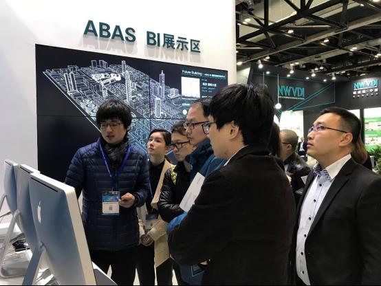 特斯联建筑生态平台惊艳2018国际智能建筑展览会