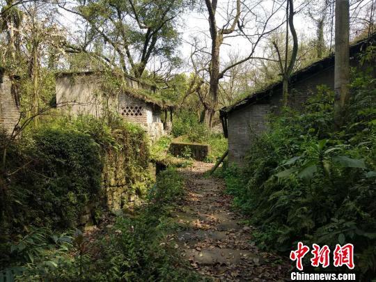 重庆300岁古村落遗忘乡间3月底启动修缮将复原重生