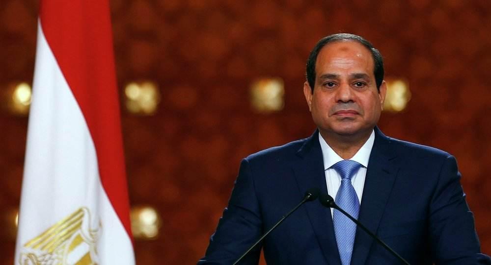 埃及总统塞西以97%支持率获连任 将开始第二任期
