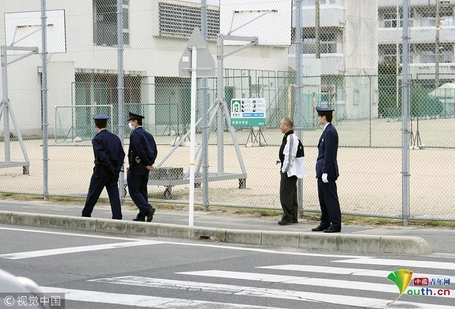 """日本""""无墙监狱""""再发越狱事件"""