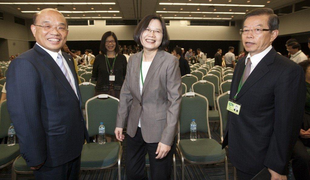 """民进党4大咖被封""""台湾最大诈骗集团"""" 台网友吁遣送大陆"""