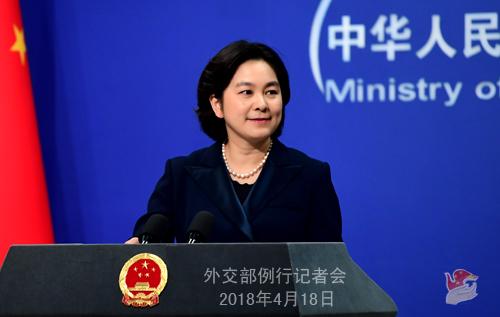 台湾海峡这次军事演习比以往规模都大?外交部回