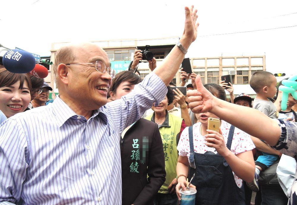 事实证明:绿营那些喊着退出政坛的政客,99%都回来了
