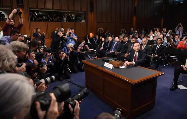 FBI前局长科米出新书 遭特朗普斥责:骗子伪君子
