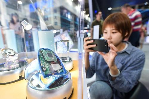 中国邀外资共造世界级芯片产业 美媒:令人意外