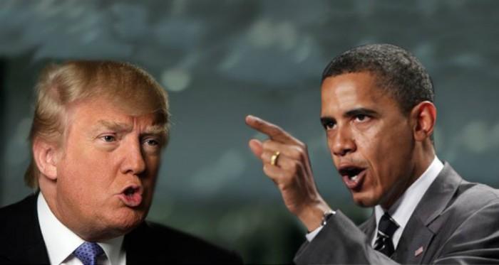 喜大普奔!民调支持超奥巴马 特朗普赶紧发推炫耀