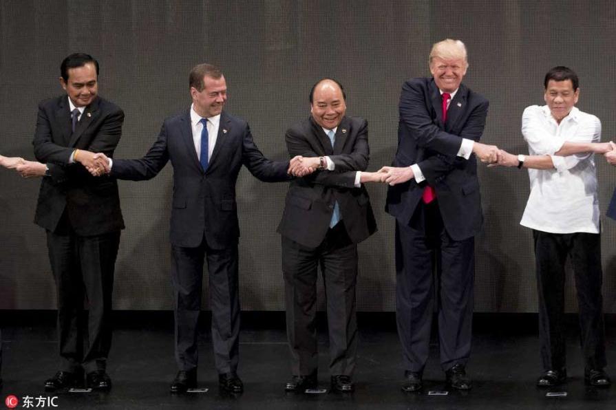 美国-东盟