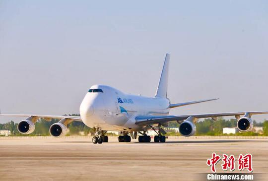 济南—比利时洲际货运航线正式通航