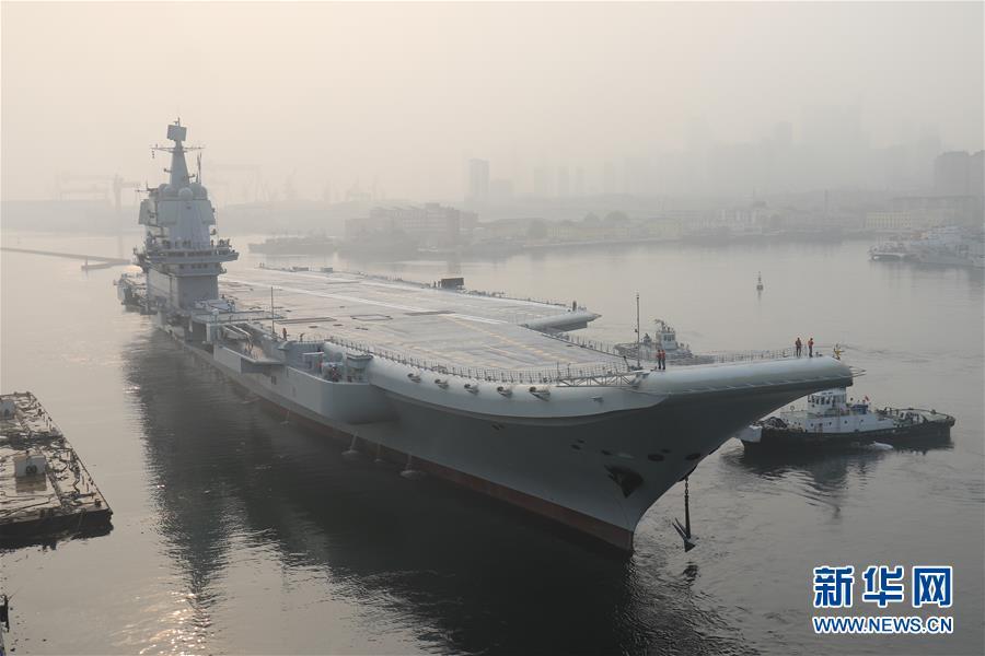 水到渠成!中国建造航母非偶然事件