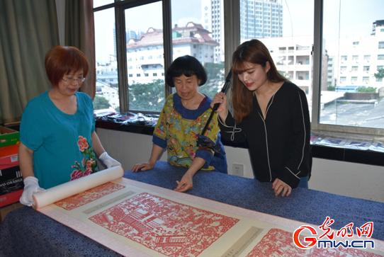 走近中国剪纸:承载民族文化发展的印记