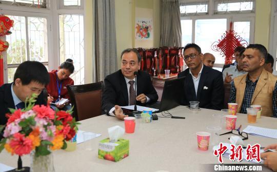 首届尼泊尔汉学家座谈会在加德满都举行