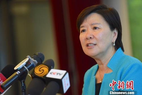 叶玉如:香港能在国家科技发展中扮演重要角色