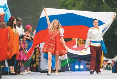 北语举办世界文化节