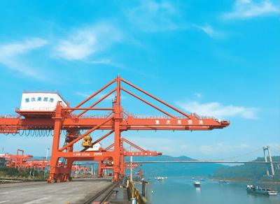长江经济带开启内陆开放机遇窗口