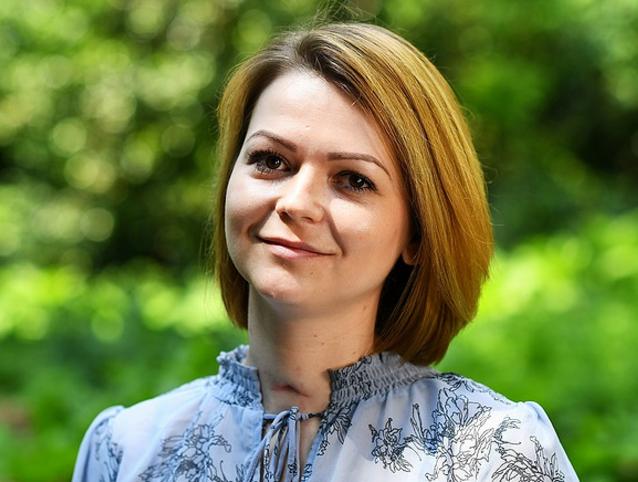 俄罗斯前双面间谍之女尤利娅