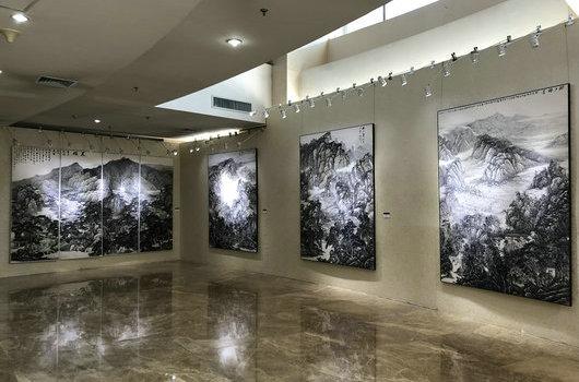 10 中国文联文艺家之家展览馆现场。.jpg