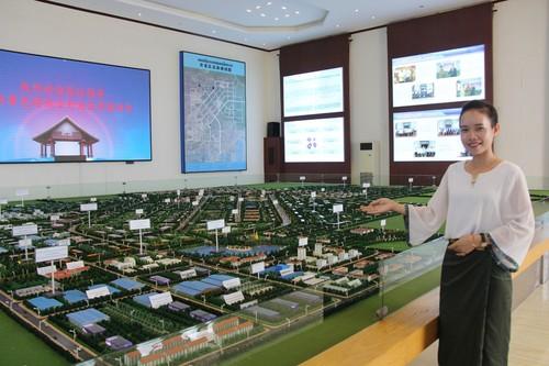 老挝万象赛色塔综合开发区沙盘1.jpg