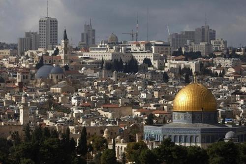 资料图:耶路撒冷。图片来源:路透社