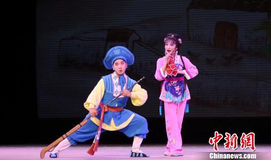 图为《桂林有戏》剧照 韩江 摄