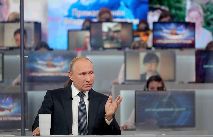 普京现场连线俄能源部长 直言油价上涨不能忍