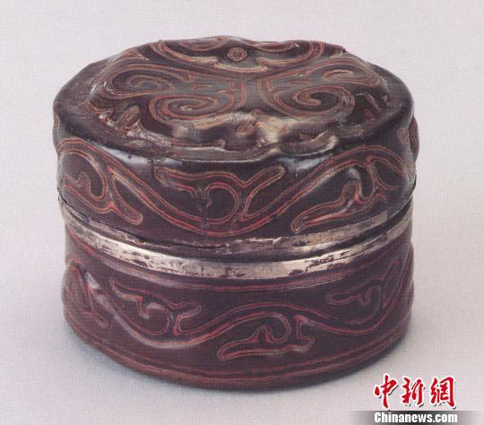 剔犀小盒。上海博物馆 供图
