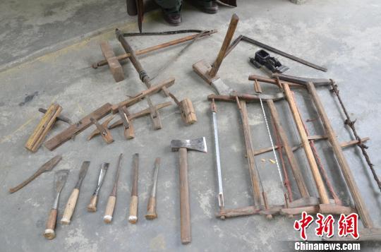四川将制作传统古建工匠花名册