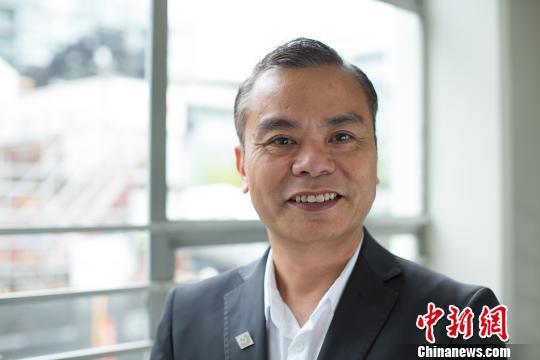 中国侨网梁健华(Kin Wah Leung)主办方供图