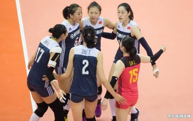 朱婷36分创纪录 堪称中国女排梅西 霸气一句话成逆转的关键