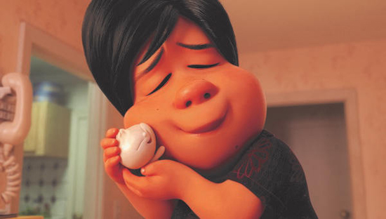 皮克斯首部华人女性执导动画短片《包宝宝》引共鸣.jpg