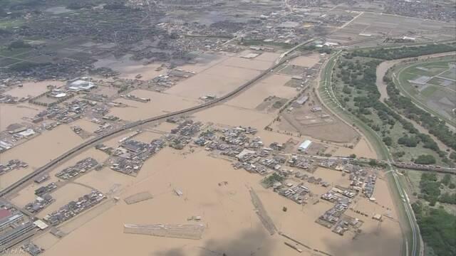 西日本暴雨已致179人死亡 重灾区逾25万户断水