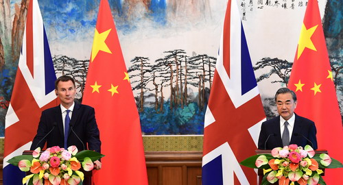 此时,这个欧洲国家来中国谈战略合作