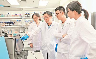 世界首例人造单染色体真核细胞诞生