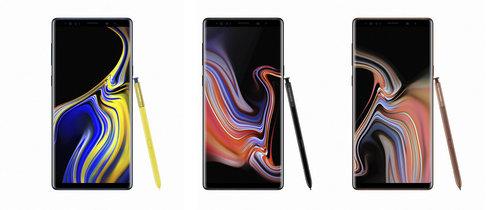 智能互联启迪未来三星Galaxy Note9所想尽所能