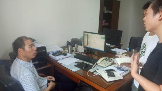 河南大学哲管院探访新生代农民工生活新面貌