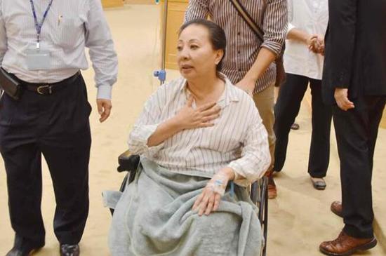 """民进党籍嘉义县长张花冠。(图片来源:台湾""""中时电子报"""")"""