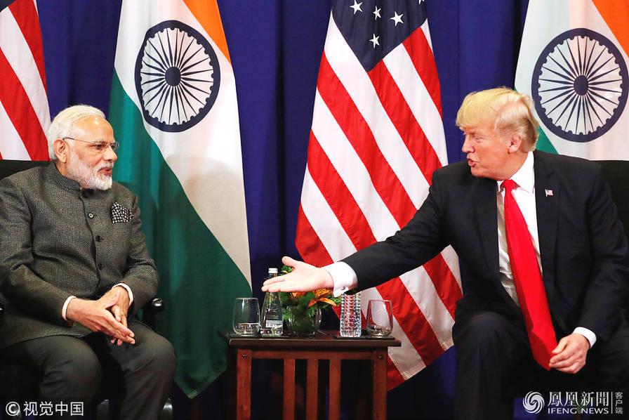 对印度而言 美国是个大麻烦?