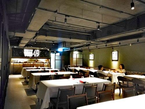 Hollywood 49,香港本地食材与法式烹饪融合的味道2.jpg