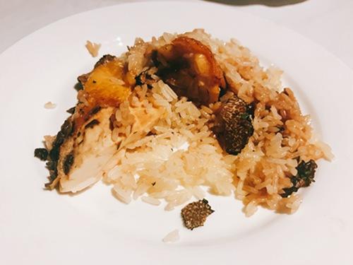 Hollywood 49,香港本地食材与法式烹饪融合的味道4.jpg