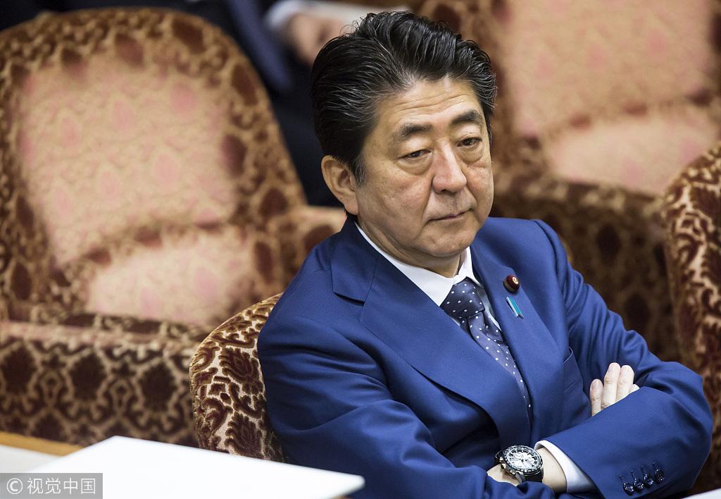 日媒称安倍肠炎加重 已成日本现政权最大难题