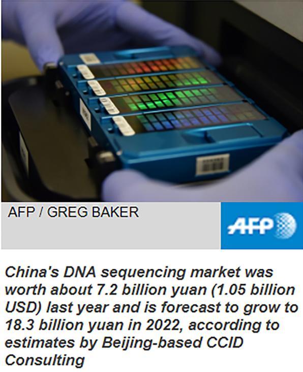 【中国那些事儿】我是谁?中国人借助DNA检测寻根问祖