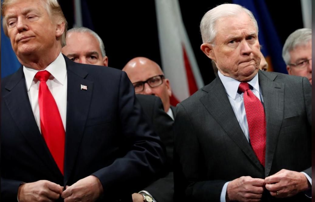 美国司法部长塞申斯辞职 其幕僚长将任代理部长