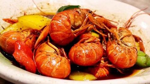 沪上小龙虾登录曼谷,口味多到震惊泰国人5.jpg