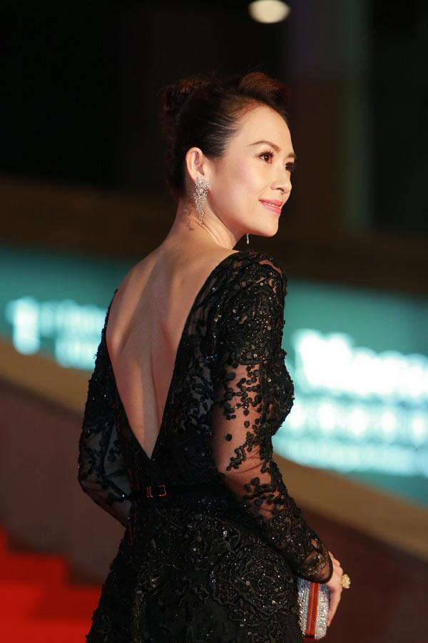 澳门国际影展开幕 章子怡任大使正筹备新电影【2】