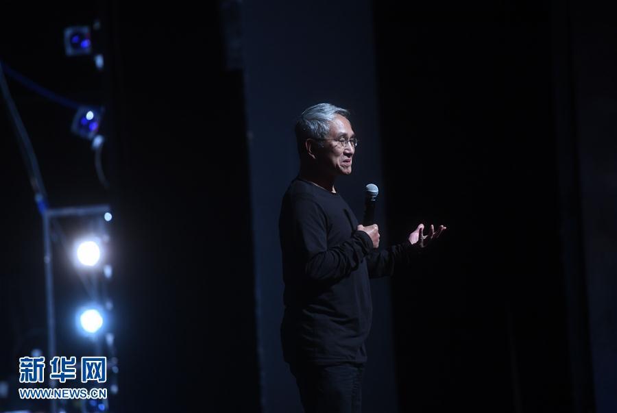 """(图文互动)(2)回首云门45年经典 """"林怀民舞作精选""""即将全台巡演"""
