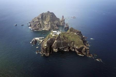 韩国海洋调查船进入独岛争议海域 日本抗议