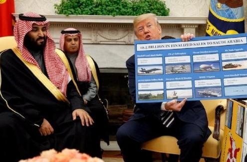 针对卡舒吉案最严厉制裁 德国宣布 停止向沙特出口军火