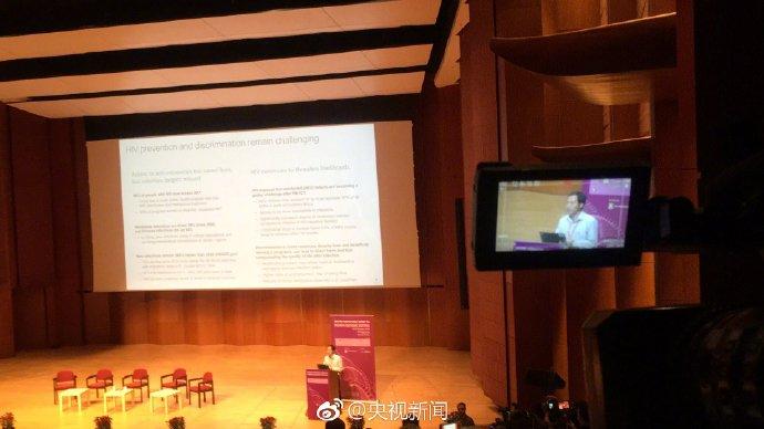 贺建奎现身 与会专家希望其公布基因编辑实验数据
