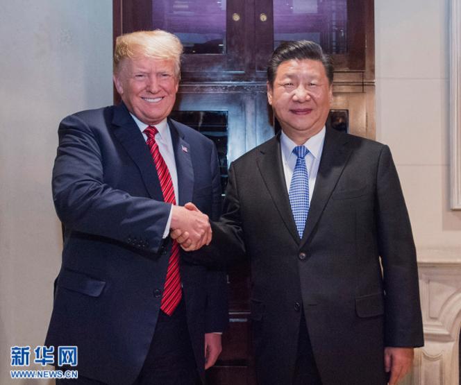 """中美元首会晤为经贸摩擦升级""""踩刹车"""""""