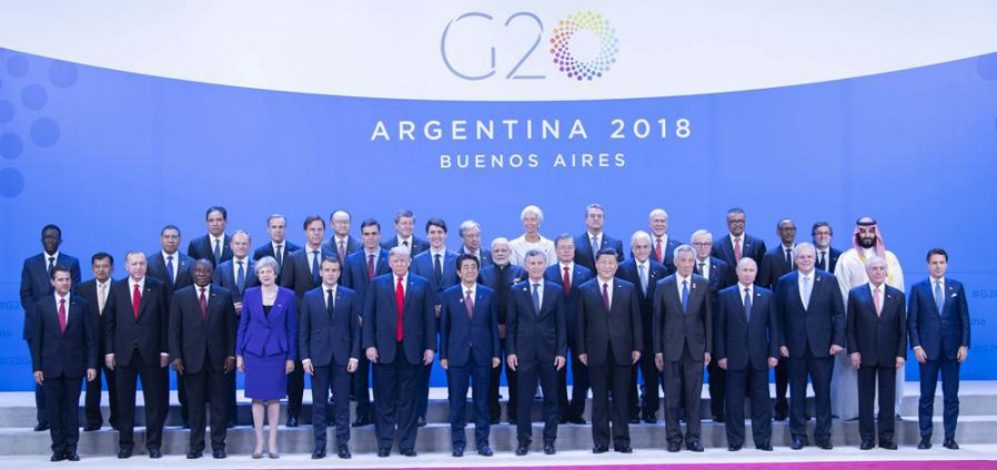 世界经济走到十字路口,G20成果来之不易